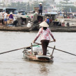 Stock Photo: Mekong travel