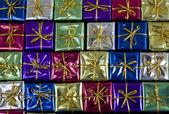 Dárek na vánoce — Stock fotografie