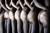 ницца статуя — Стоковое фото