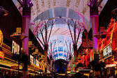 Freemont street — Stock Photo