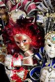 Máscaras de venecia — Foto de Stock