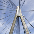 Stock Photo: Anzac bridge