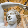 Stock Photo: Vatican statue