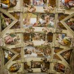 Постер, плакат: Sistine chapel Rome