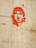 Graffitti — Photo