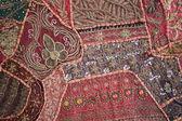 Sari patchworku — Zdjęcie stockowe