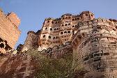 Mehangrah fort india — Stock Photo