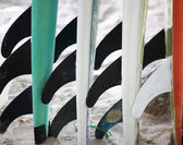 Beach in bali — Stock Photo