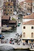 威尼斯从空气 — 图库照片