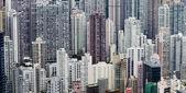 Hong Kong apartments — ストック写真