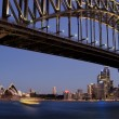 Sydney Harbour Bridge — Stock Photo #19720217