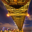 Sydney Harbour Bridge — Stock Photo