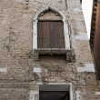 Stock Photo: Unsafe building in Venice