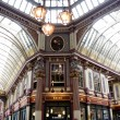 Stock Photo: LeadenHall Market London