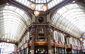 LeadenHall Market London — Stock Photo
