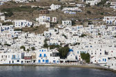 Mykonos scene Greece — Stock Photo