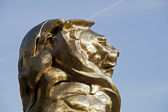 León en las vegas — Foto de Stock