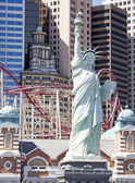 Statue of liberty in las vegas — Stock Photo