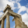 Acropolis athens — Stock Photo