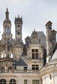Loire valley chateau de chambord — Stock Photo