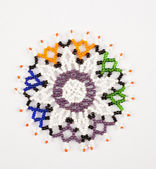 South african beadwork — Stock Photo