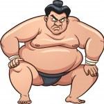 ������, ������: Sumo wrestler