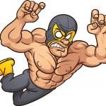 ������, ������: Mexican wrestler