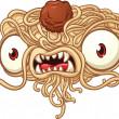 Постер, плакат: Spaghetti monster