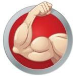 Strong arm — Stock Vector #21542997
