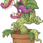 Carnivorous plant — Stock Vector #33294837