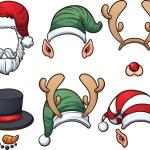������, ������: Christmas hats