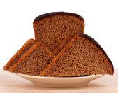 黑麦面包 — 图库照片