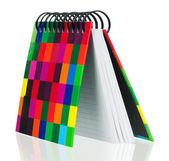 School exercise-book — Stock Photo