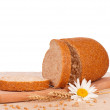Bread with bran — Stock Photo #14764139