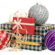 Royalty-Free Stock Photo: New year gifts