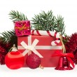 Christmas gifts — Stock Photo #16299449