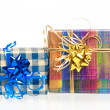 Holiday gifts — Stock Photo