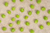Green pea — Stock Photo