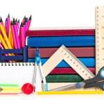 Постер, плакат: School accessories