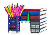 School accessories — Stockfoto