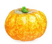 Round pumpkin — Stock Photo