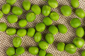 绿豌豆 — 图库照片
