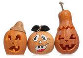 Halloween gourd — Stock Photo