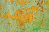 De oude gekleurde gips muur textuur — Stockfoto