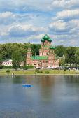 The Cathedral of Trinity (Ostankino) — Foto de Stock