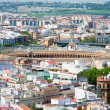 Photo: View on Seville, Spain