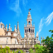 Seville, Spain — Stock Photo #24744325