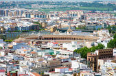 View on Seville, Spain — Stock Photo