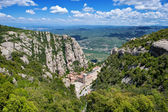 Montserrat, Spain — Stock Photo