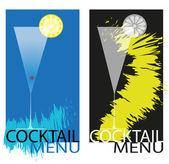 Vector ilustración insignia para bar — Vector de stock